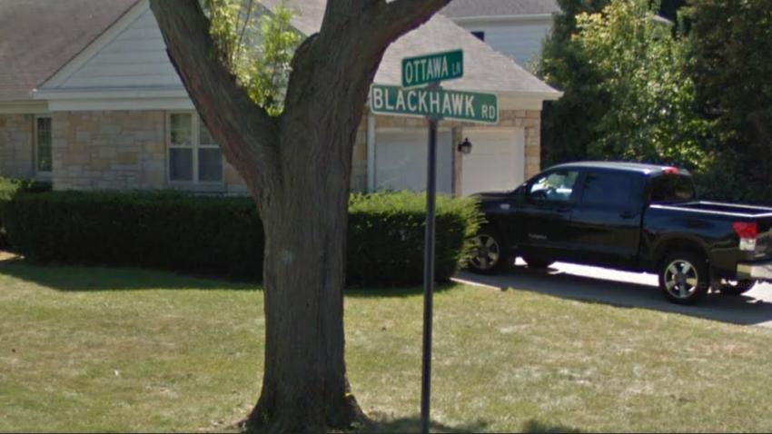 Blackhawk Road