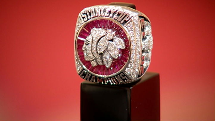 blackhawks ring