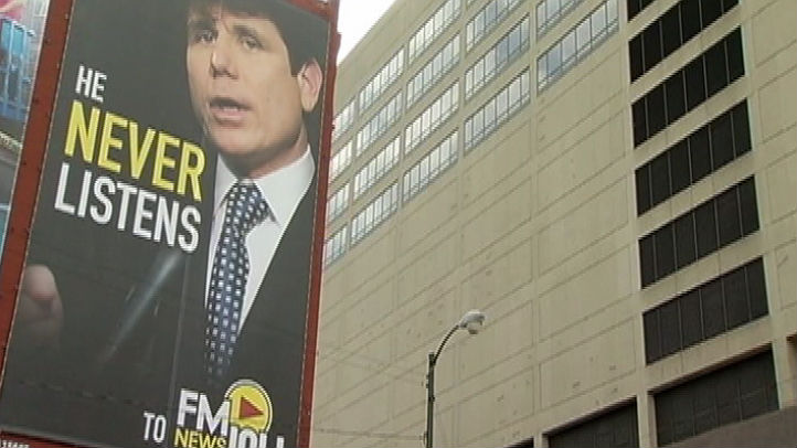 blago billboard chicago