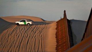 Border Wall Spending