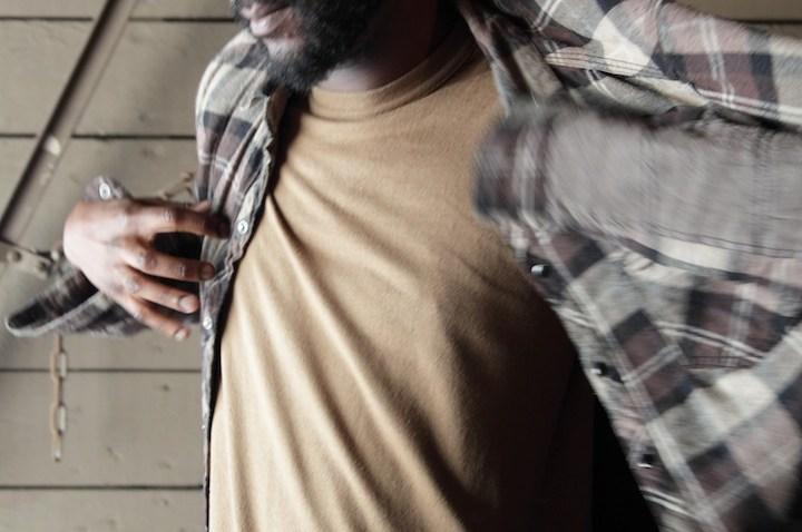 brown plaid shirt shades
