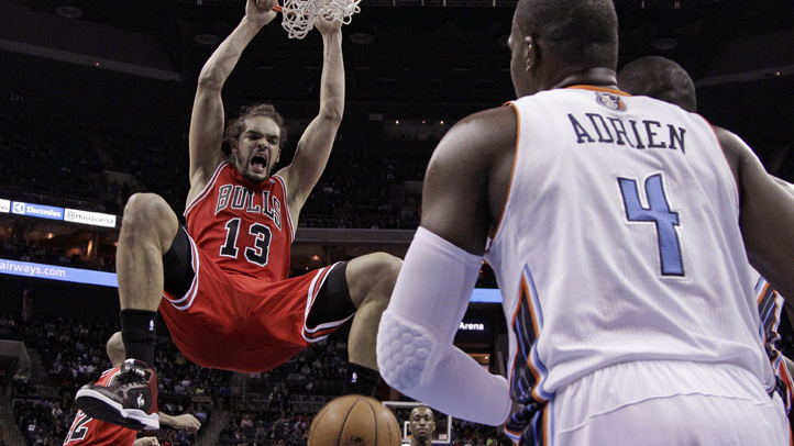 Bulls Bobcats Basketball