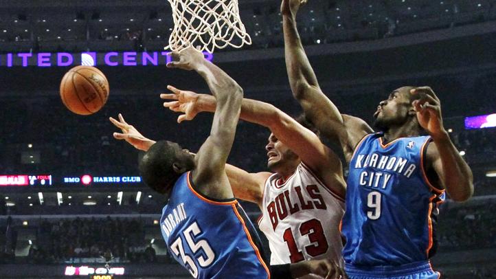 Thunder Bulls Basketball