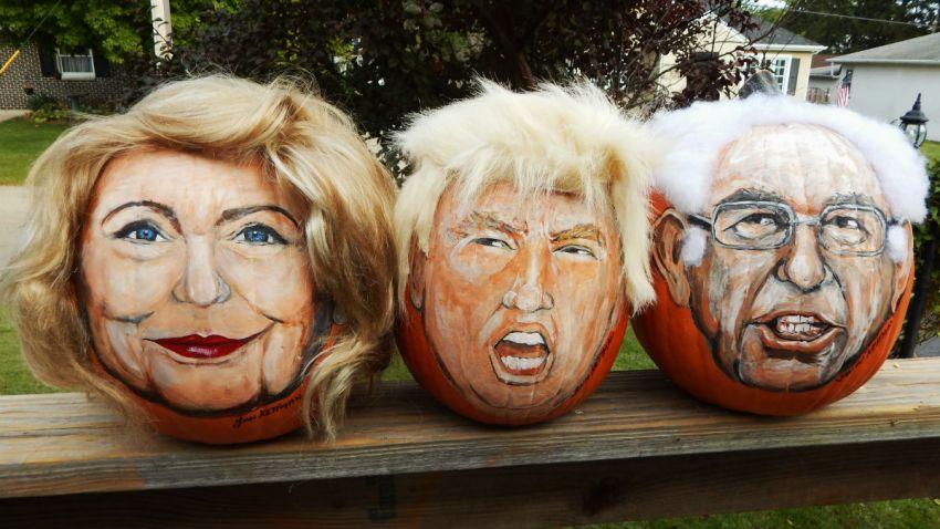 candidate pumpkins