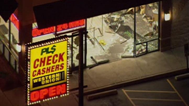 car-into-check-cash-store