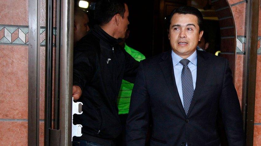 US Honduras President's Brother