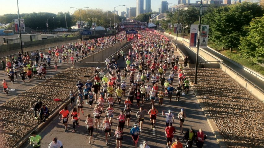 chicago marathon top 2013