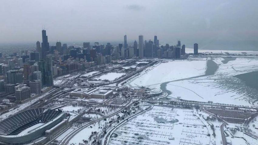 chicago pre-snow