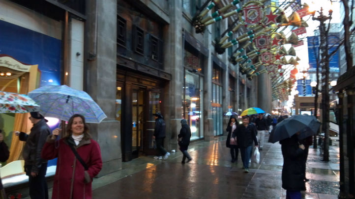 chicago rain state street