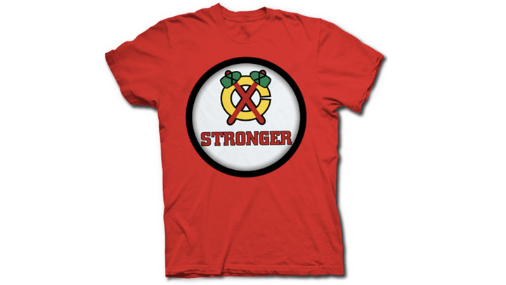 chicago-stronger-t-shirt