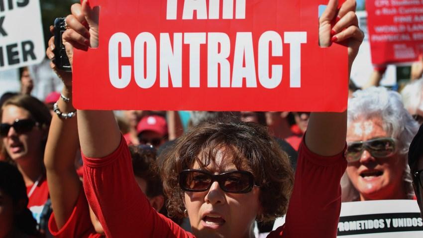 chicago teacher strike 0915