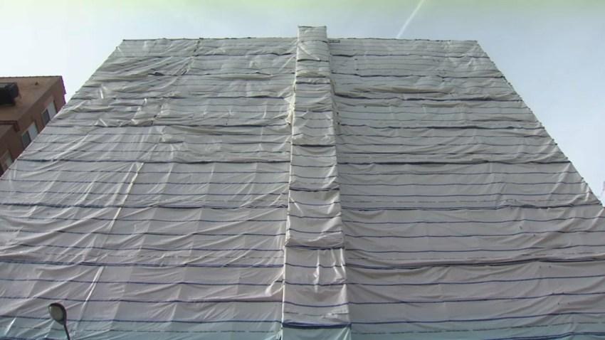 coffey tarp west loop building