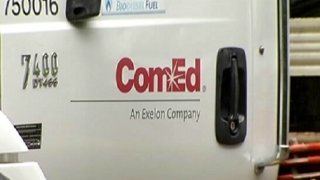 comed truck