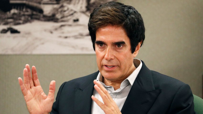 David Copperfield Lawsuit