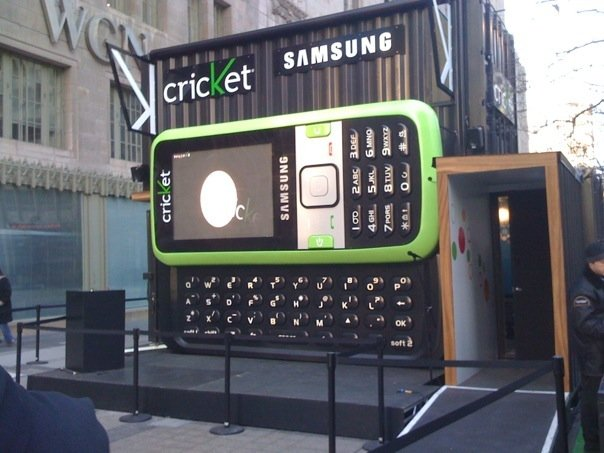cricket phone