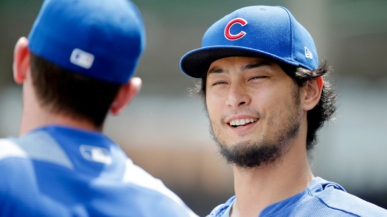 Cubs' Tommy Hottovy Quips How Good Yu Darvish's Twitter Game Is