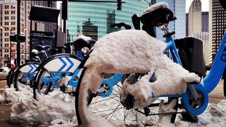 divvy snow bikes