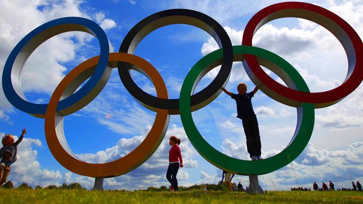 APTOPIX London Olympics Rowing