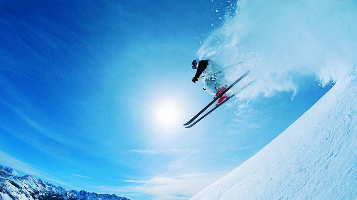 ski slope 1