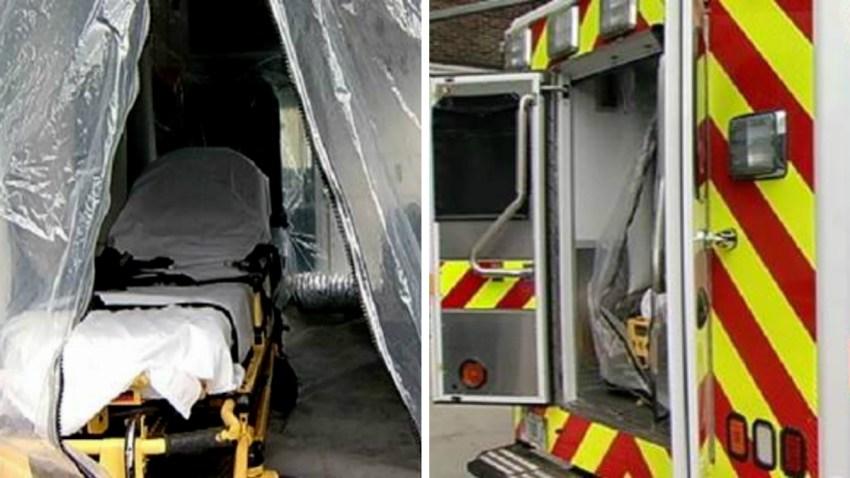 ebola ambulance chicago