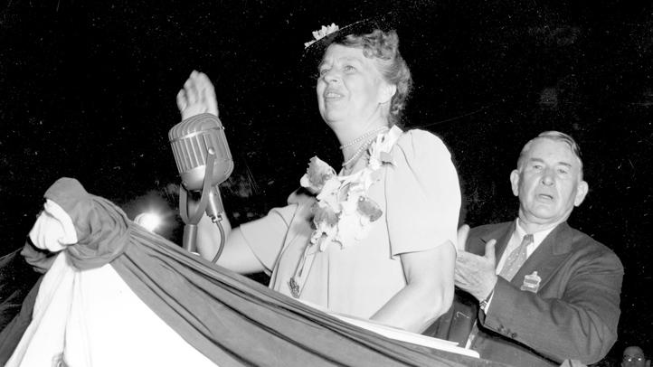 1940-Eleanor Roosevelt