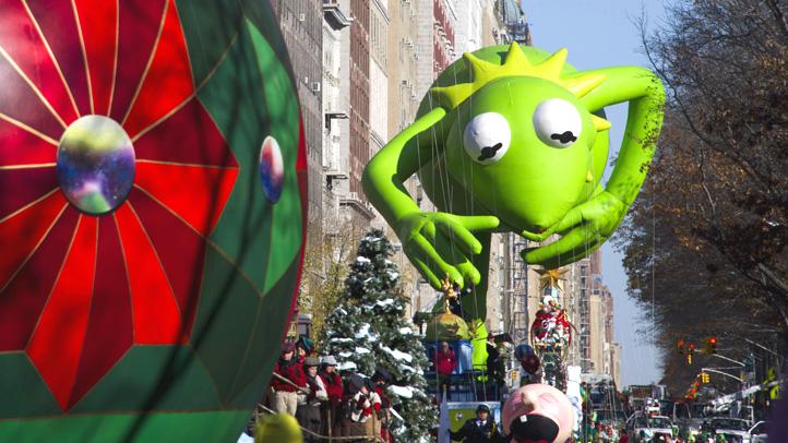 Macys Thanksgiving Day Parade