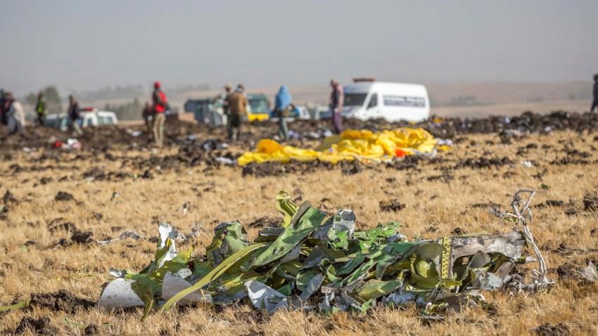 Ethiopia Plane Crash