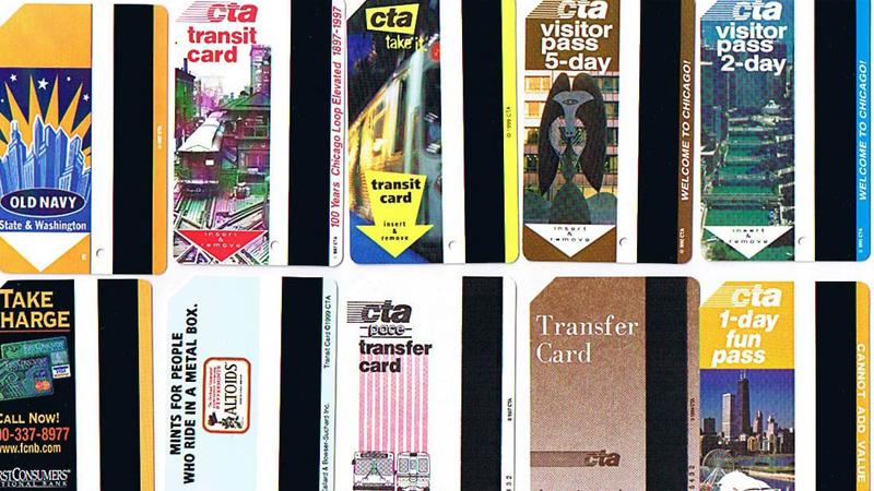 farecards