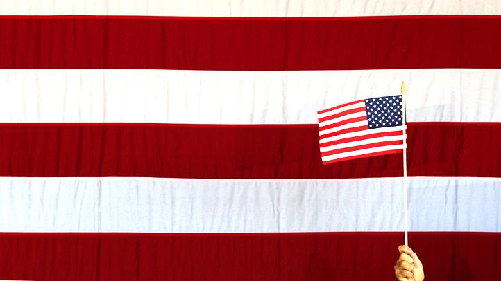Flag on Flag