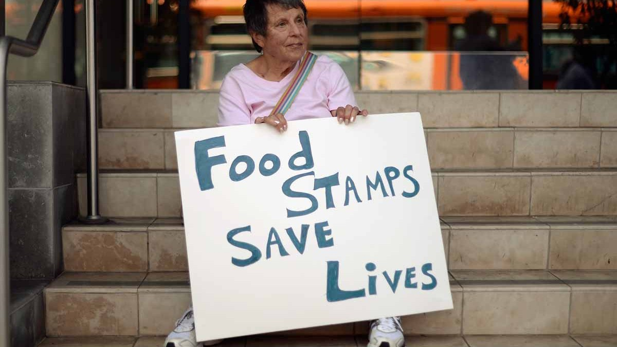 It's Personal: Illinois Congressman Takes on Trump, to Protect Food Stamps