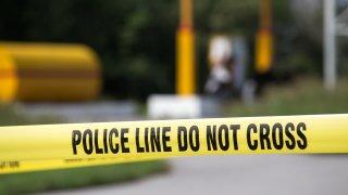 foto generica de police line tape 2