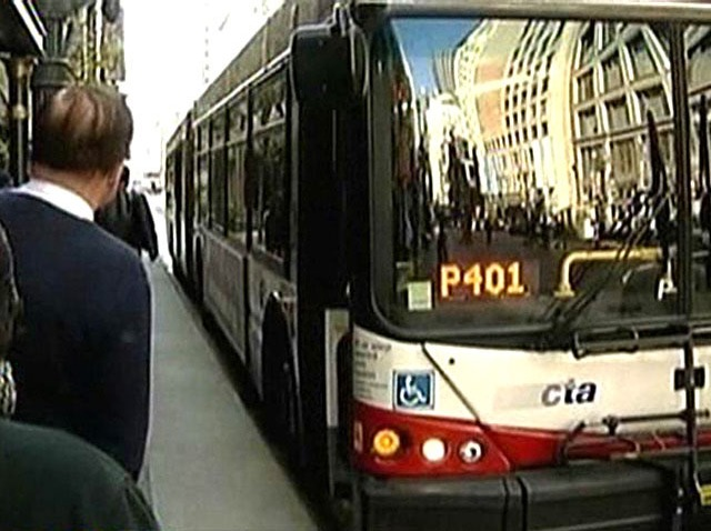 generic CTA Bus