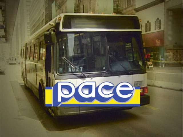 generic Pace bus