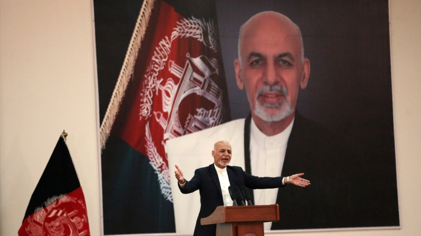 Afghanistan Stumbling Toward A Vote