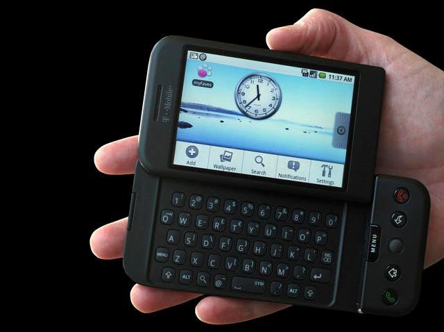 10/16/2008 Google Phone