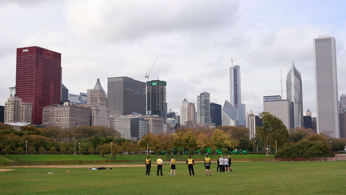Chicago to Open Grant and Union Parks for Weekend Demonstrations