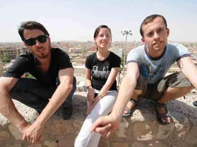 Iran Hikers