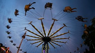 APTOPIX Indiana State Fair