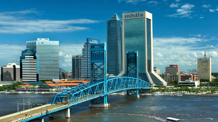 A file photo of Jacksonville