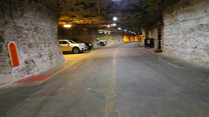 Kansas Survival Caves