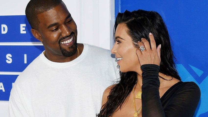 APTOPIX People Kim Kardashian West