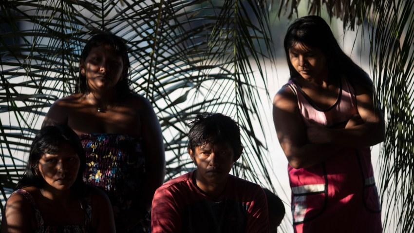 Brazil Amazon Fires Indigenous