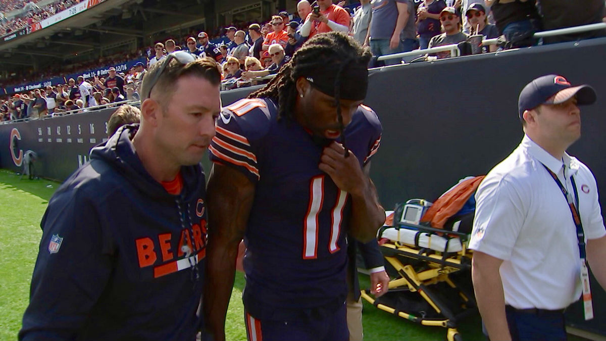 Former Bears WR Kevin White Opens Up About His Struggles to Stay Healthy in NFL