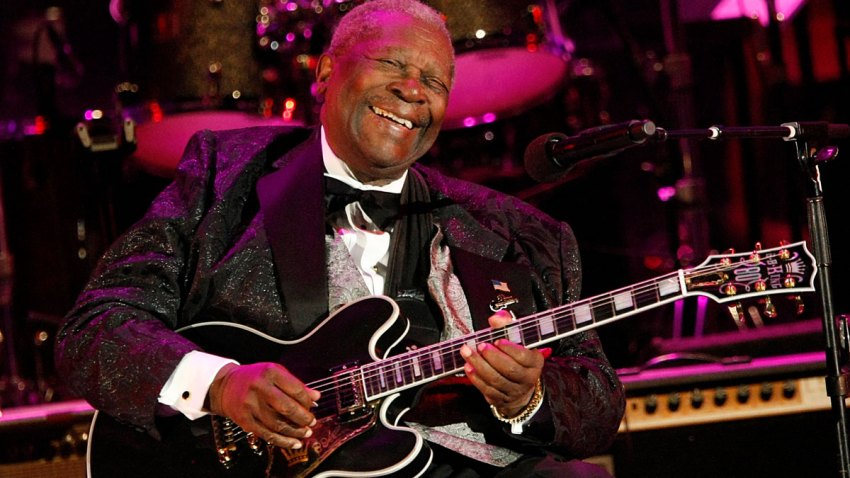 BB King Auction