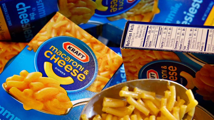Kraft Mac & Cheese Generic