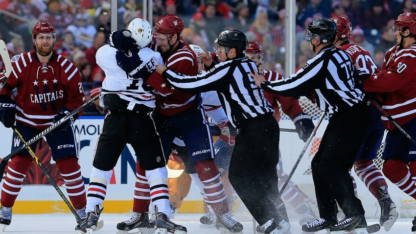 kruger brouwer fight capitals