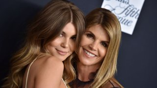 Actress Lori Loughlin and daughter Olivia Jade Giannulli