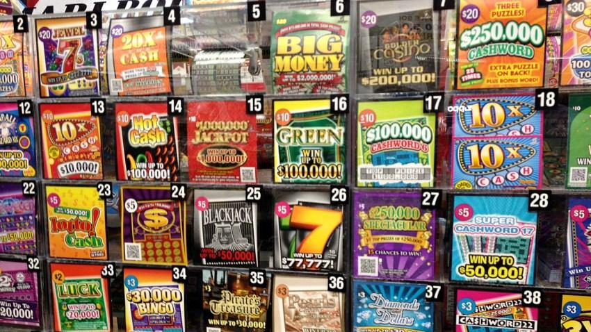 lottery generic