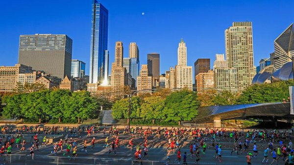 maraton chicago domingo 1