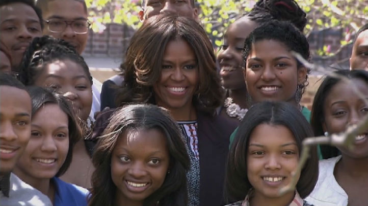 michelle obama cps howard